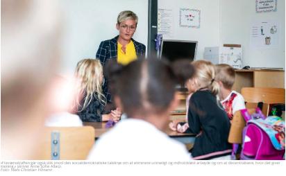 Fraværsstraffen Rammer Plet Ned I Det Dysfunktionelle Forhold Mellem S Og Folkeskolens Ansatte