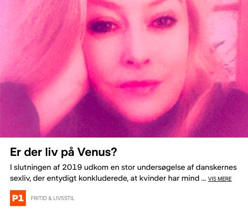 Er der liv på Venus